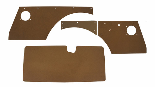 Rear Cargo Area Side Boards GW 1968-1991