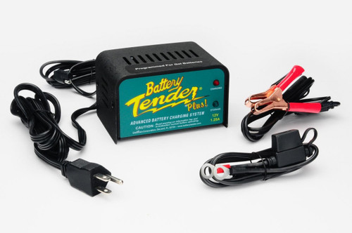 Battery Tender Plus 12 Volt 1.25 Amp Battery Charger