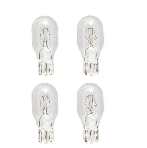 Overhead Console Assembly 4pc Light Bulb Set GW 1989-1991