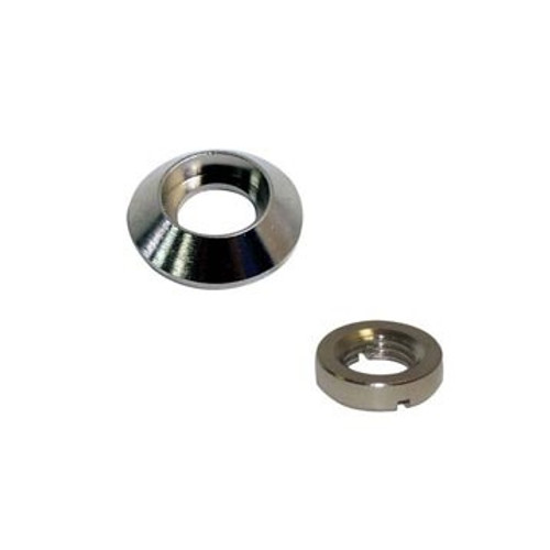 HEADLIGHT SWITCH BEZEL & NUT SET