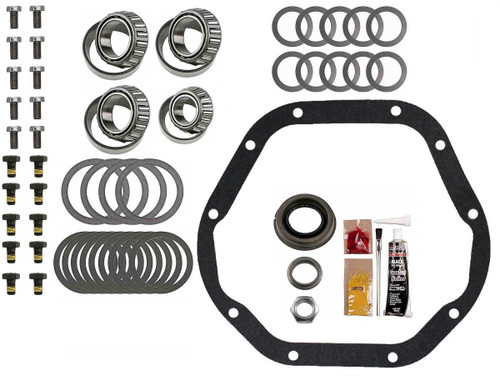 REAR DIFFERENTIAL BEARING MASTER KIT WITH USA MADE TIMKEN BEARINGS