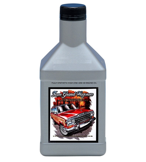100% Synthetic Premium Engine Oil GW 1963-1991