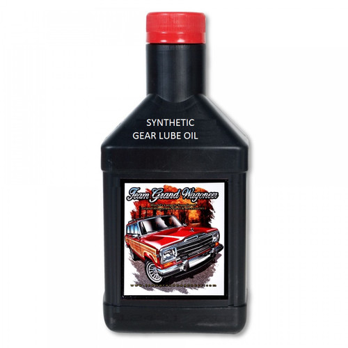 Synthetic Severe Gear Lubricant 75W-90 GW 1963-1991