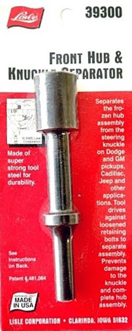 LISLE Front Hub & Knuckle Separator