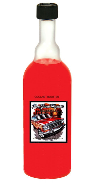 Coolant Boost Additive