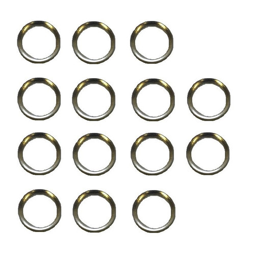 Air Injection Manifold Pipe Bolt Tube Gasket Seal Set V8-360 GW 1974-1991