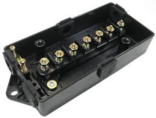 7-Way Trailer Wiring Connector Box GW 1974-1991