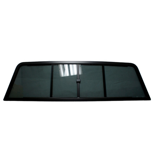 Rear Windshield Jeep J Series Truck 1967-1988 Back Slider Tinted Glass