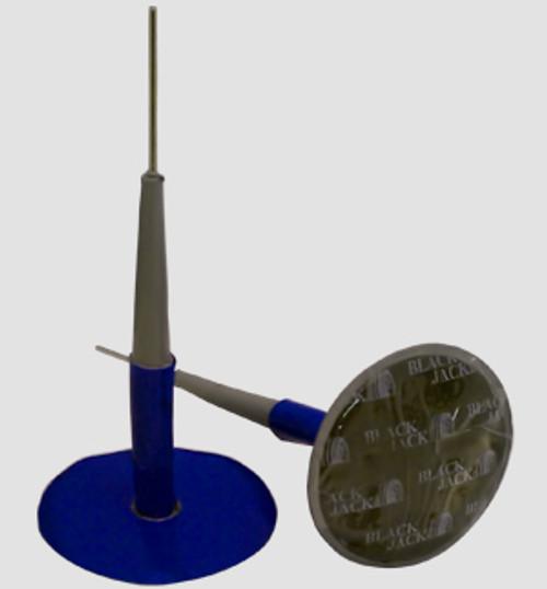 "BLACKJACK ™ 12-Pc Patch Plug Combo  ¼"" (6mm) Stem (Wrapped Style)"