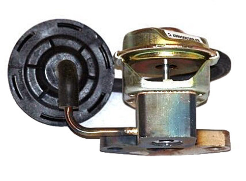 EGR WITH TRANSDUCER