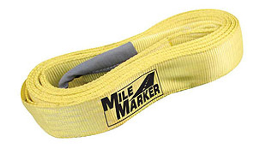 """Mile Marker 3"""" X 30' Recovery/Tree Strap"""