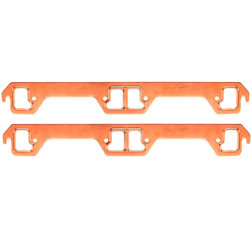 Mr. Gasket Copper Exhaust Manifold Gasket Set V8-360/401 GW 1974-1991