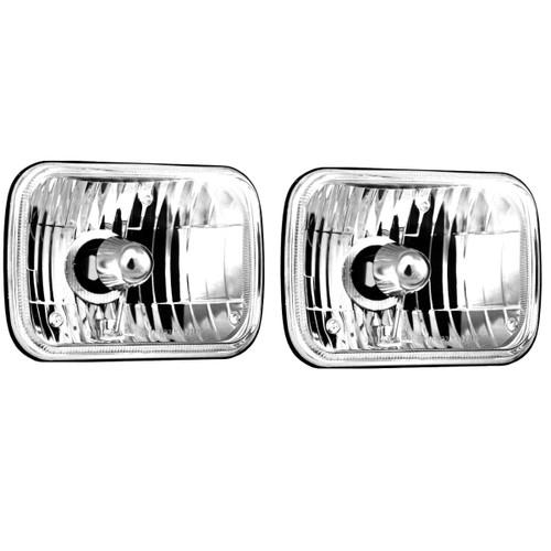 Vision-X Halogen Headlamp W/H4 Bulb Conversion Kit GW 1979-1991