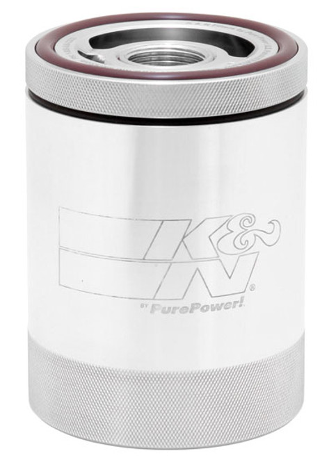 K&N Stainless Steel Reusable Oil Filter #SS-2004 GW 1991