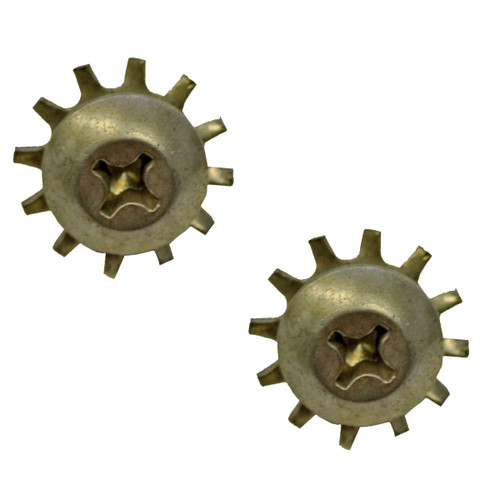 Door Window Frame Mounting Screw Pair GW 1974-1991