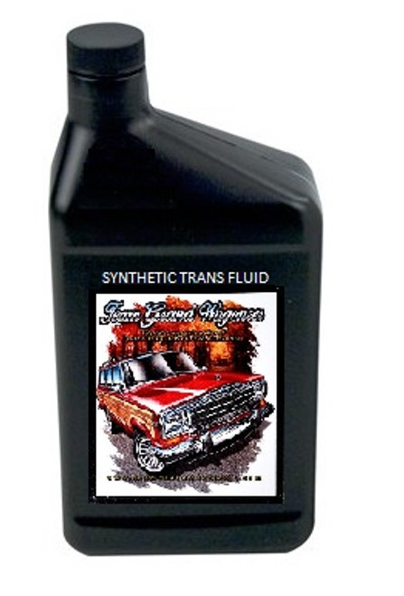 FULLY SYNTHETIC AUTOMATIC TRANSMISSION FLUID