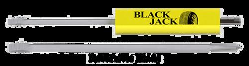 Black Jack Tire Reversible Pocket Screw Driver & Valve Core Tool