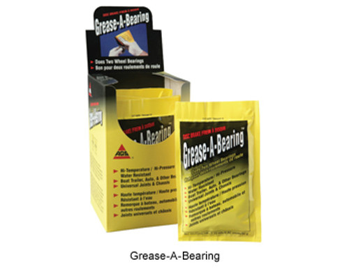 AGS Grease-A-Bearing Packet Of Grease