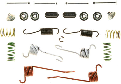 Rear Brake Drum Hardware Kit GW 1974-1991
