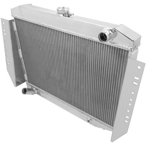 All Aluminum 3 Row Heavy Duty Radiator 1974-1991
