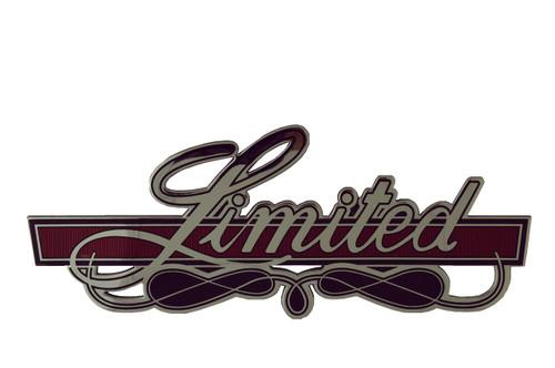 Limited Emblem Repro GW 1978-1985