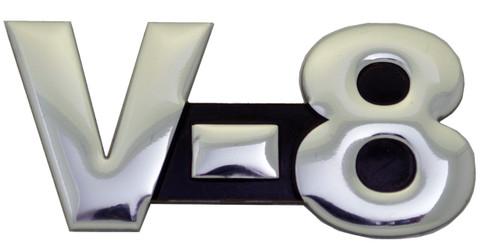 V8 Emblem Repro GW 1986-1991