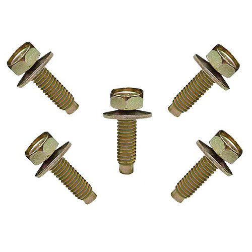Grille Frame 5 Piece Mounting Screw Set OEM 1986-1991