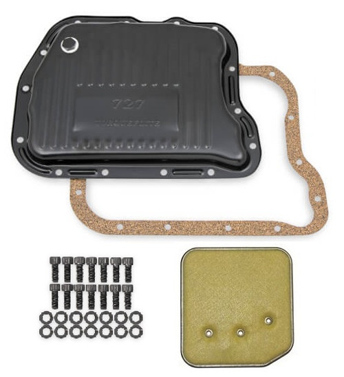 A727 Transmission Pan W/Gasket & Bolt Set GW 1979-1991