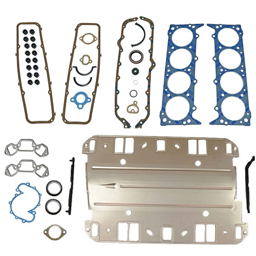 Complete Premium Upper & Lower Engine Gasket Set V8 360/401 GW 1974-1991