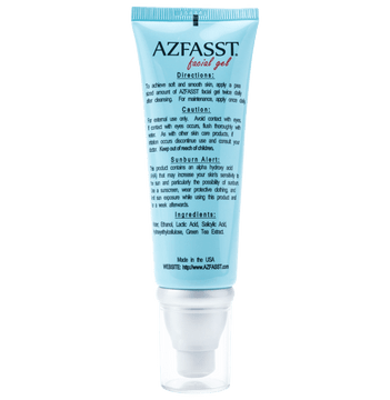 Azfasst Green Tea Gel