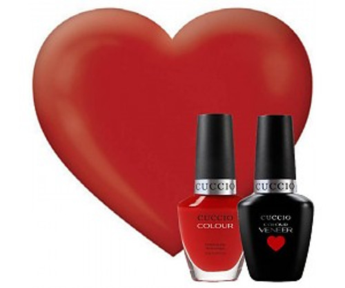 Cuccio Match Makers Veneer and Colour | A Kiss In Paris 6026 |