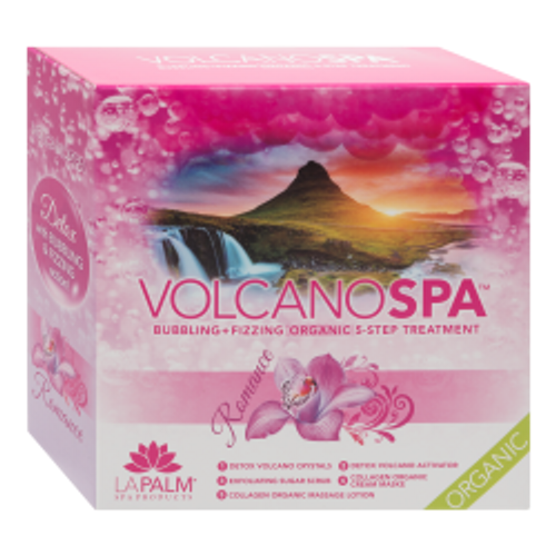 Volcano Spa In A Box | Romance |