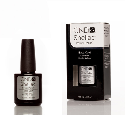 CND SHELLAC BASE COAT .5 OUNCE