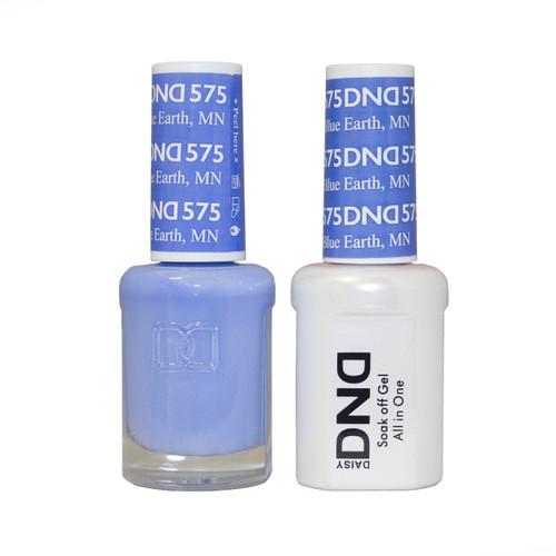 DND SOAK OFF GEL POLISH DUO   Blue Earth, MN 575  