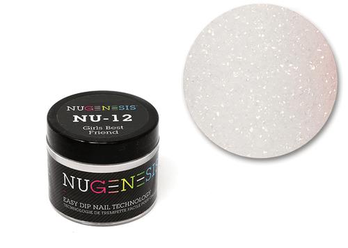 Nugenesis Easy Nail Dip Classic Collection | NU 12 Girls Best Friend |