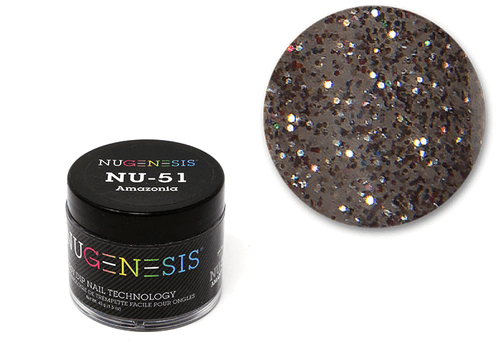 Nugenesis Easy Nail Dip Classic Collection | NU 51 Amazonia |