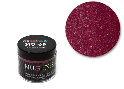 Nugenesis Easy Nail Dip Classic Collection | NU 69 Purple Haze |