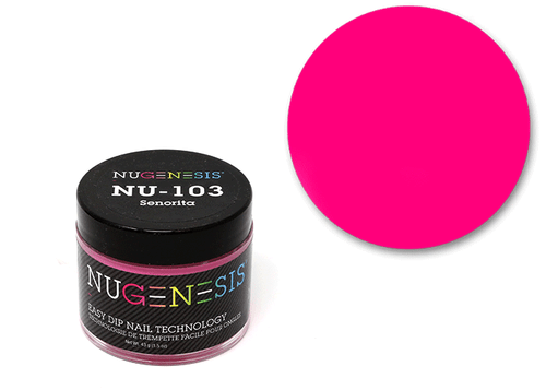Nugenesis Easy Nail Dip Classic Collection | NU 103 Senorita |