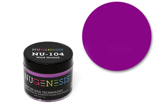 Nugenesis Easy Nail Dip Classic Collection | NU 104 Wild Orchid |