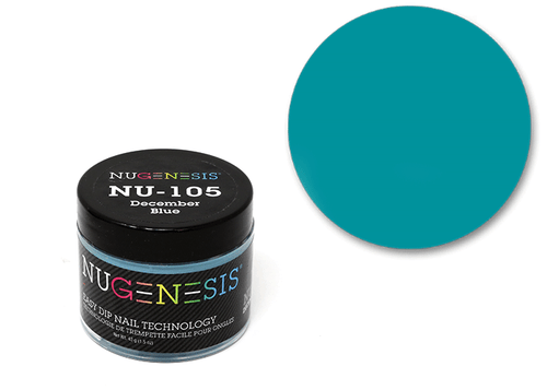 Nugenesis Easy Nail Dip Classic Collection | NU 105 December Blue |