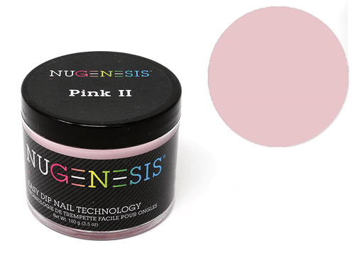 Nugenesis Easy Nail Dip French Collection | Pink II 4oz |