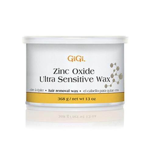 GIGI | ZINC OXIDE ULTRA SENSITIVE WAX | 14 OUNCES