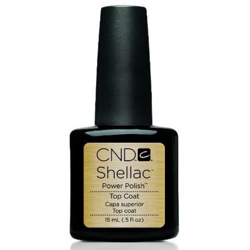 CND SHELLAC TOP COAT .5 OUNCE