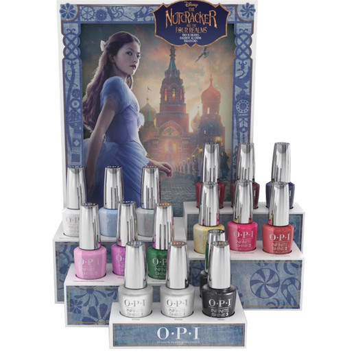 OPI Infinite ShineThe Nutcracker And The Four Realms 2018 Collection
