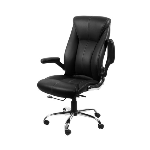 CUSTOMER CHAIR | AVION BLACK