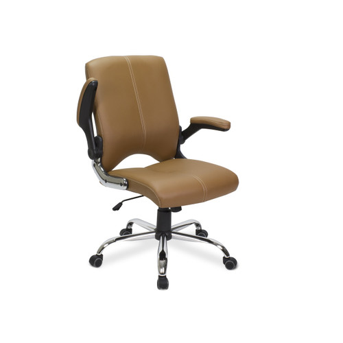 CUSTOMER CHAIR | VERSA CAPPUCCINO