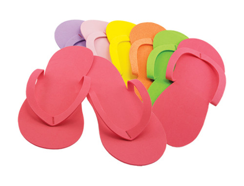 PEDICURE SLIPPER | PACK OF 12 PAIRS