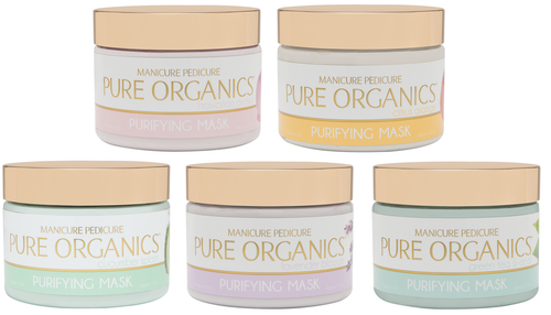 PURE ORGANIC PURIFYING MASK 12 OUNCE