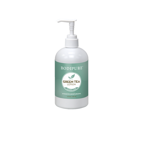 BODIPURE GREEN TEA HAND & BODY LOTION | 12 OUNCES