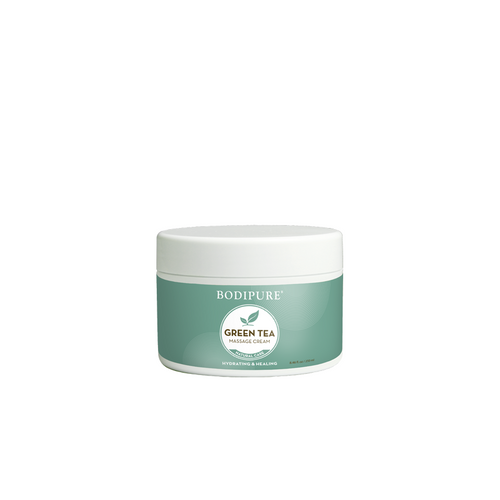 BODIPURE GREEN TEA MASSAGE CREAM | 8.45 OUNCES